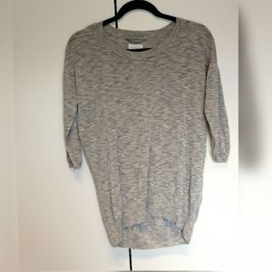 WILFRED Balzac linen blend sweater | Aritzia